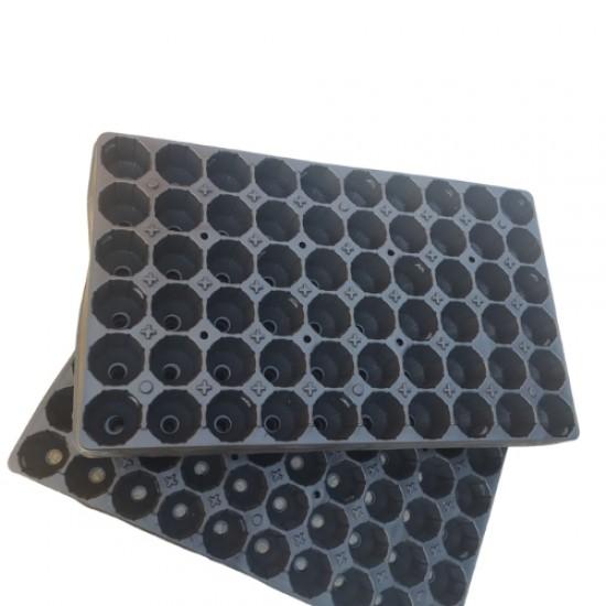 Пластмасова Табла за разсад-60 гнезда