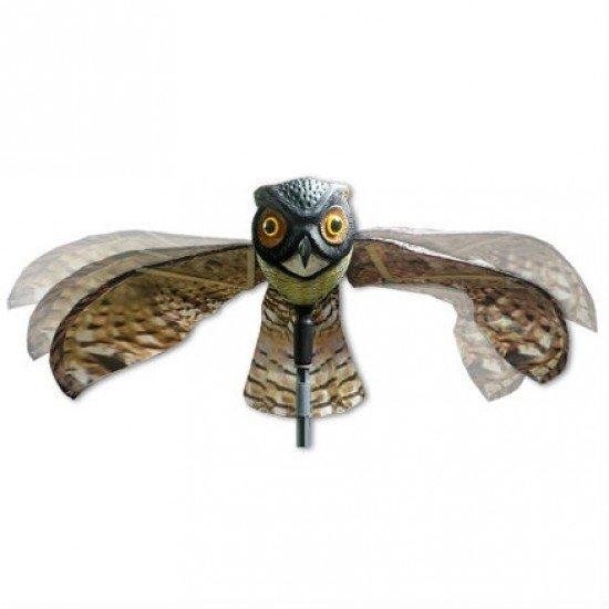 Плашило БУХАЛ с размах на крилете 110 см - прогонващо птици