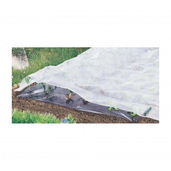 Агрил цяло парче-бяло нетъкано покритие против слана  17 гр.