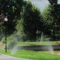 Напояване на паркове и градини