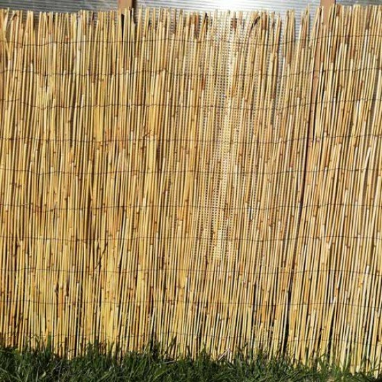 Бамбукова ограда Китай