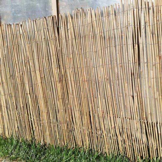 Бамбукова ограда Green time