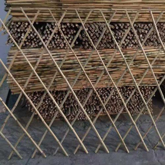 Бамбукова пергола