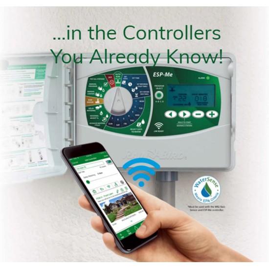 Wifi контрол за програматори Rain Bird