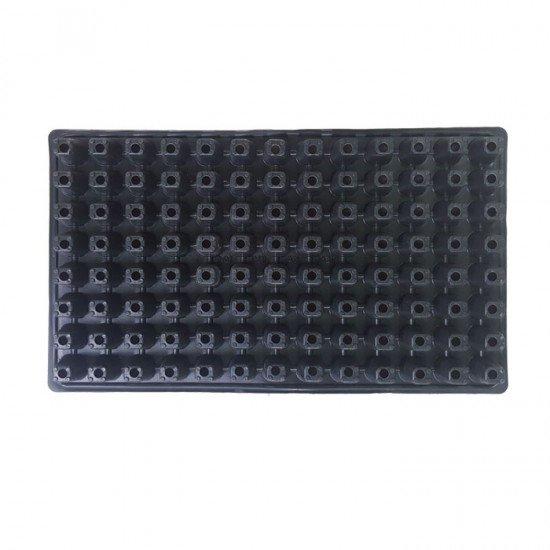 Пластмасова табла за разсад 104 гнезда квадратни