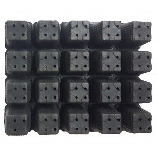 Пластмасова табла за разсад 20 гнезда - отделящи се