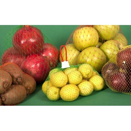 Опаковъчна мрежи (гаца) за плодове и зеленчуци -СИТНА