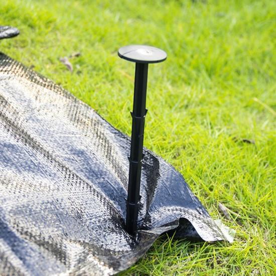 Пластмасов пирон за захващане 16мм. и 20 мм.