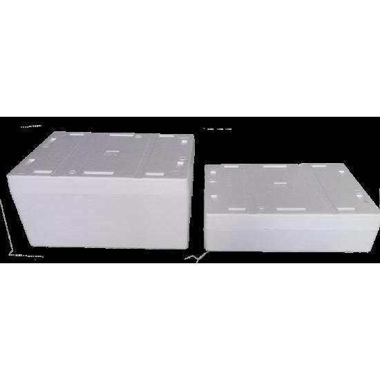 EPS Стиропорна кутия  с капак -термо кутия